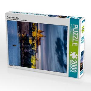 Prag - Tschechien 2000 Teile Puzzle hoch