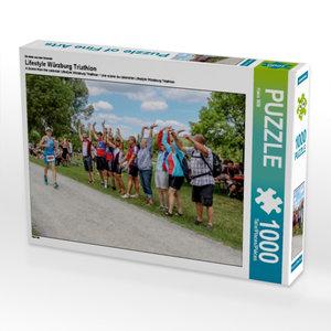Ein Motiv aus dem Kalender Lifestyle Würzburg Triathlon 1000 Tei