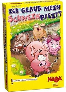 Ich glaub, mein Schwein pfeift