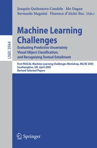 Machine Learning Challenges