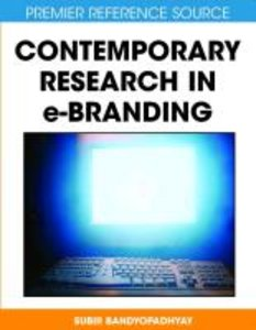 Contemporary Research in E-Branding