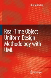 Real-Time Object Uniform Design Methodology with UML