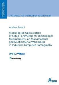 Model-based Optimization of Setup Parameters for Dimensional Mea