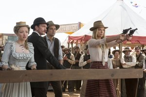 A Million Ways to die in the West. Blu-ray