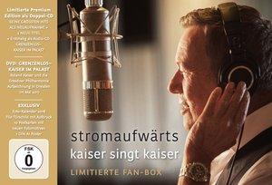 stromaufwärts-Kaiser singt Kaiser-lim.Fan Box