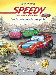 Speedy, das kleine Rennauto - Der Schatz vom Schrottplatz