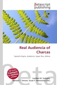 Real Audiencia of Charcas