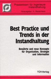 Best Practice und Trends in der Instandhaltung