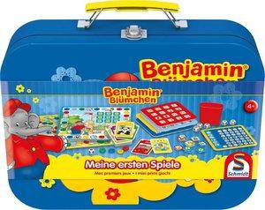 Benjamin Blümchen Spielekoffer. Meine ersten Spiele