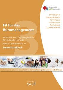 Fit für das Büromanagement 3 - Lehrerhandbuch
