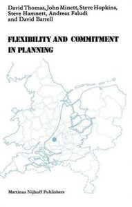 Flexibility and Commitment in Planning