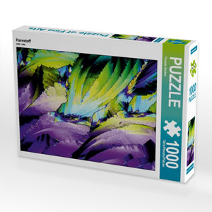 Harnstoff 1000 Teile Puzzle quer