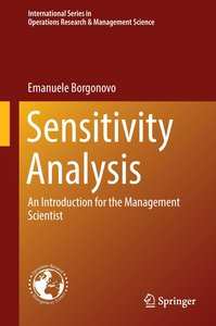 Sensitivity Methods for the Management Sciences