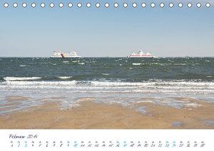 Föhr - Nordfriesische Trauminsel (Tischkalender 2019 DIN A5 quer