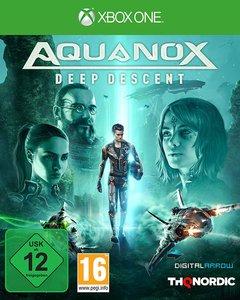 Aquanox Deep Descent (XBox ONE)