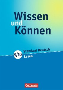 Wissen und Können 9./10. Schuljahr. Lesen