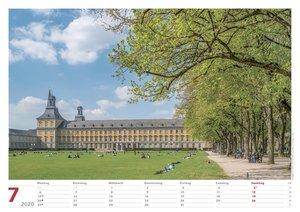 Bonn 2020 Bildkalender A3 quer