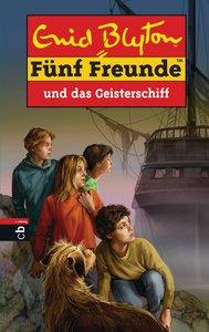 Fünf Freunde 63. Fünf Freunde und das Geisterschiff