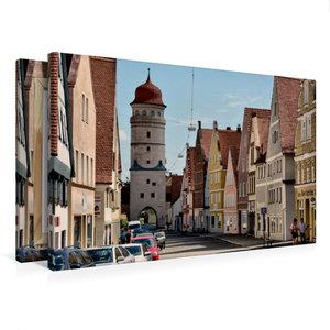 Premium Textil-Leinwand 75 cm x 50 cm quer Deiinger Tor