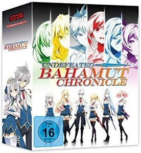 Undefeated Bahamut Chronicles - Blu-ray 1 mit Sammelschuber [Lim