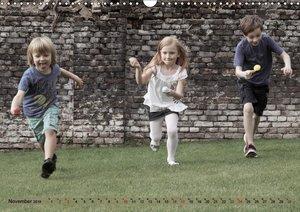Klassische Kinderspiele (Wandkalender 2019 DIN A3 quer)