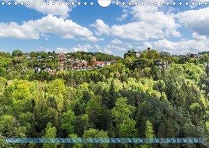 Hohnsteiner Impressionen - Sächsische Schweiz (Wandkalender 2020