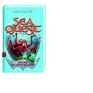 Sea Quest 05 - Arachne, das Spinnenmonster
