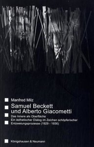 Samuel Beckett und Alberto Giacometti