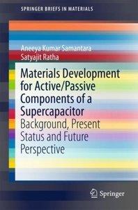 Materials Development for Active/Passive Components of a Superca