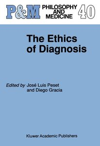 The Ethics of Diagnosis