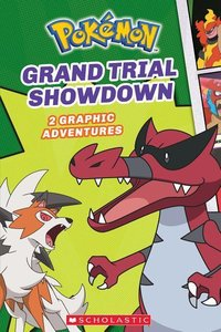 Grand Trial Showdown (Pokémon: Graphic Collection #2)