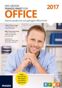 Das große Franzis Paket für Office 2017