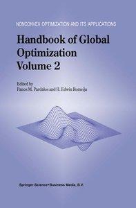 Handbook of Global Optimization