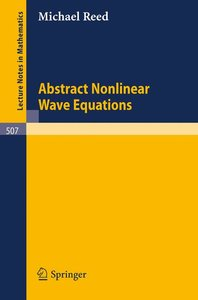 Abstract Non Linear Wave Equations