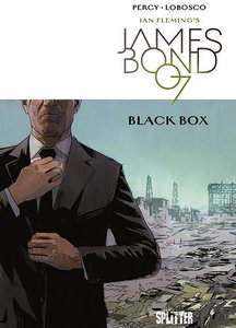 James Bond 4. Black Box (lim. Variant Edition)