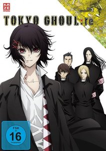 Tokyo Ghoul:re. Staffel.3.3, 1 DVD