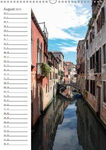 Spaziergang durch Venedig (Wandkalender 2019 DIN A3 hoch)