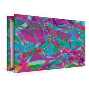 Premium Textil-Leinwand 120 cm x 80 cm quer Ekstase