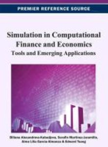 Simulation in Computational Finance and Economics: Tools and Eme