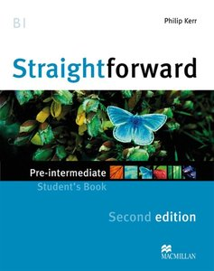 Straightforward Pre-Intermediate. Student's Book, Workbook, Audi
