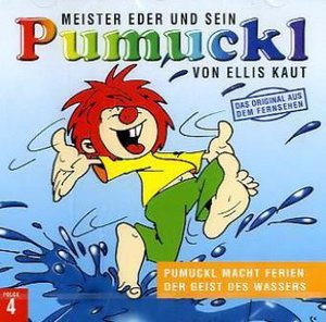 Meister Eder 04 und sein Pumuckl. Pumuckl macht Ferien. Der Geis