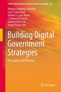 Building Digital Government Strategies