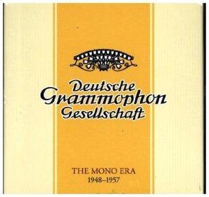 DG-The Mono Era 1948-1957 (Limited Edition)