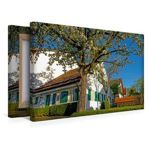 Premium Textil-Leinwand 45 cm x 30 cm quer Meilerhaus