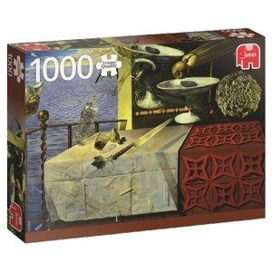 Dali, Stillleben - 1000 Teile Puzzle