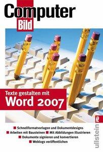 Texte gestalten mit Word 2007