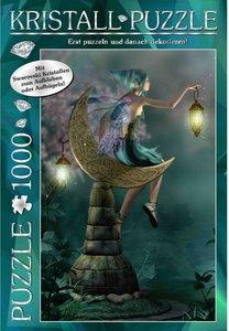 M.I.C. Swarovski Kristall Puzzle Motiv: Dream Fairy. 1000 Teile