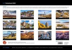 360° Schottland Kalender 2020