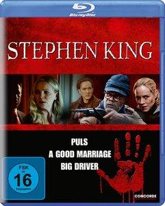 Stephen King Box, 3 Blu-ray