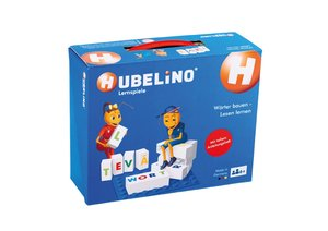 Wörter bauen - Lesen lernen (Kinderspiel)